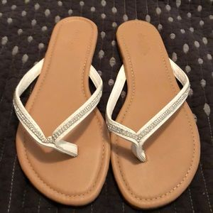 Charlotte Russe diamond sandals